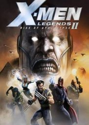 X-Men Legends 2: Rise of Apocalypse скачать торрент