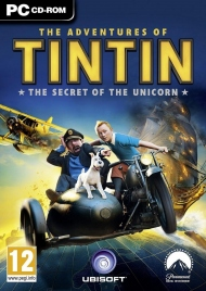 The adventures of Tintin secret of the unicorn